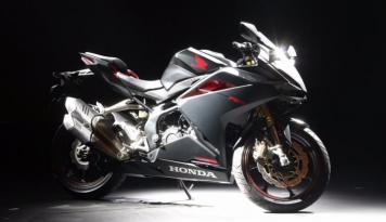 Foto Tenang, Honda CBR250 Model Lama Sediakan Sparepart 7 Tahun Kedepan