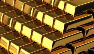 Foto Emas Naik Tipis Setelah Dolar AS Melemah