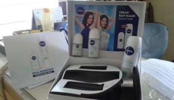 Foto NIVEA Tambah Jajaran Produk Deodoran dalam Tiga Varian