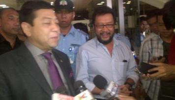 Foto Setnov: Golkar Hormati Menteri Pilihan Presiden