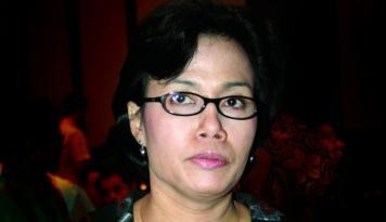 Foto DPR Sambut Kembalinya Sri Mulyani ke Kabinet