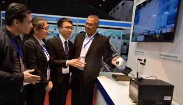 Foto Dahua Gelar Produk Unggulan di Indonesia Smart Security & Fire Expo