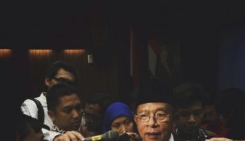 Foto Darmin: Reshuffle Jangan Hanya Lihat Sri Mulyani