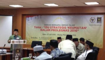 Foto Fraksi PKS Gelar Diskusi Soal Isu Strategis Prolegnas 2016
