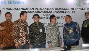 Foto Muamalat dan Bukopin Jalin Kerjasama Repo Syariah Senilai Rp100 Miliar