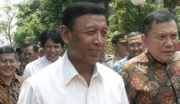 Foto Wiranto Anggap Biasa Penolakan Terhadap Penunjukan Dirinya