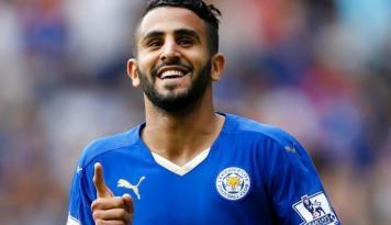 Foto Leicester City Berjuang Keras Pertahankan Riyad Mahrez