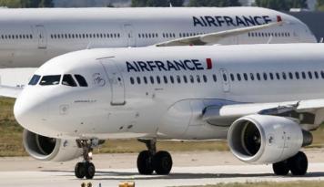 Foto Air France Batalkan Penerbangan Karena Aksi Mogok Kerja