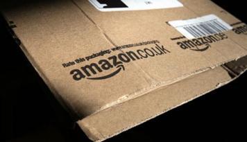Foto Wow, Laba Amazon Melonjak Sembilan Kali Lipat Jadi US$857 Juta