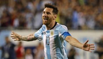 Foto Hore ! Messi Batal Pensiun Dari Timnas Argentina