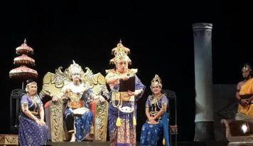 Foto Wujud Cinta Negeri, Ikatan Alumni PTN dan BTN Gelar Budaya