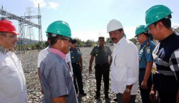Foto Asyik, Krisis Listrik di Bintan Bakal Teratasi