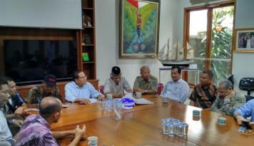 Foto Forum Kemitraan RT-RW Ngadu ke Rizal Ramli: Ahok Semakin Zalim