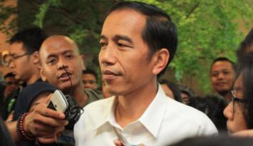 Foto Presiden Jokowi Sampaikan Terima Kasih Kepada para Atlet