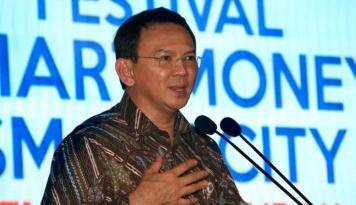 Foto Ahok Kukuhkan TPAKD DKI Jakarta