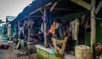 Foto LSM : Pertumbuhan Ekonomi Jangan Perlebar Ketimpangan Ekonomi
