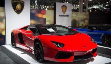 Foto Luncurkan SUV, Lamborghini Naikkan Target Penjualan