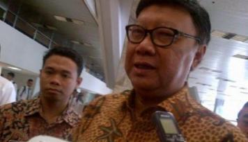 Foto Mendagri Dalami Kasus Gubernur Sultra