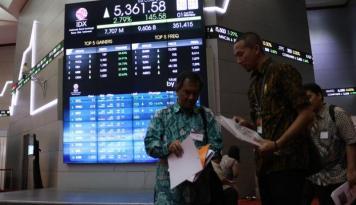 Foto BEI Mulai Catat Obligasi Indonesia Eximbank