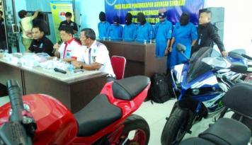 Foto BNN Kepri Bongkar Sindikat Narkoba Malaysia-Palembang
