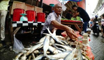 Foto Harga Ayam Potong di Medan Melonjak Naik