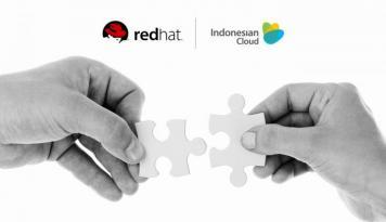 Foto IndonesianCloud Resmi Jadi Certified Cloud and Service Provider dari Red Hat
