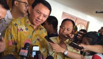 Foto Jadi Ketua Tim Pemenangan Ahok, Kepala BPNP2TKI Diminta Dipecat