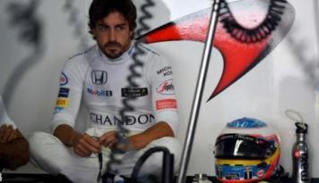 Foto Hasrat Balap Turun, Apakah Alonso Tak Lagi Ikut F1?