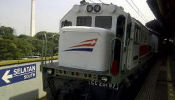Foto KAI Uji Coba Kereta Api Ekonomi Rasa Eksekutif