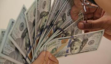 Foto Pernyataan Ketua Fed Dorong Dolar AS Menguat