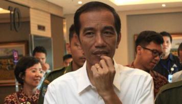 Foto Presiden: Tak Ada Sapi, Kambing dan Domba Pun Jadi