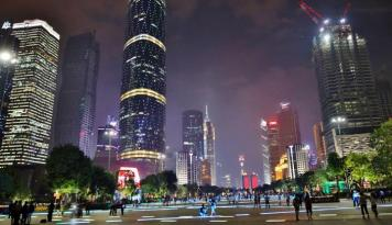 Foto Sejumlah Hotel di Guangzhou Tolak Tamu dari Lima Negara Muslim