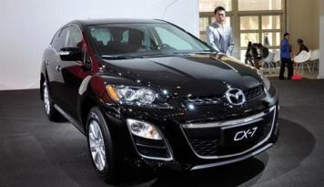 Foto Wah, Mazda