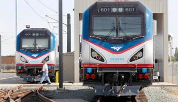Foto Bangun Kereta Cepat, AS Investasikan Dana US$2,45 Miliar