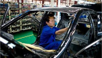 Foto BYD China Prediksi Kenaikan Laba hingga 91 Persen