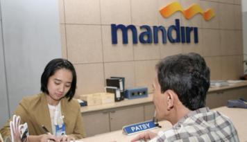 Foto Bank Mandiri Dorong Pertumbuhan Bisnis KPR