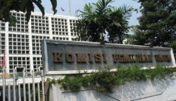 Foto Hasyim Asy'ari Dilantik Menjadi Komisioner KPU