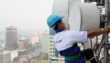 Foto Operator Ditantang Bangun Jaringan Hingga Pelosok Nusantara
