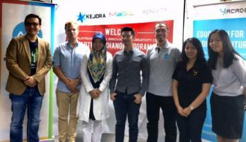 Foto Bloom This Dan Blue Bear, Startup Malaysia  Ekspansi Ke Indonesia