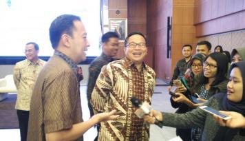 Foto Mandiri Dukung MCI Kembangkan Industri Fintech