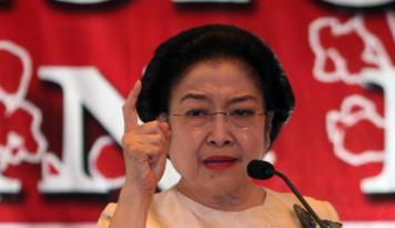 Foto Megawati: Kepala Daerah Korupsi Jangan Dibela