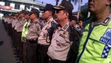 Foto Polri Siap Antisipasi Pelaksanaan Pilkada Serentak 2017