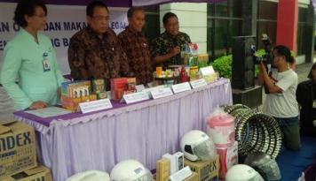 Foto Hat-Hati ! 139 Produk Tanpa Ketentuan Beredar