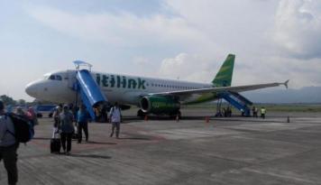 Foto Mulai Oktober Citilink Terbangi Papua