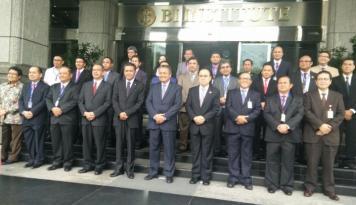 Foto BI Berikan Pengembangan Economic dan Leadership ke Kepala Daerah