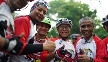 Foto Community Marketing & Pertamina Biking Community #Pertabike