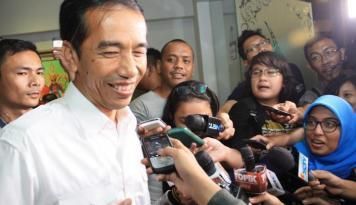 Foto Jokowi dan Ratu Maxima Bahas Inklusi Keuangan