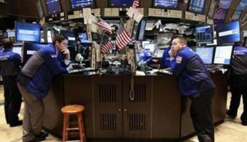 Foto Saham Wall Street Jatuh Didorong Rendahnya Harga Minyak