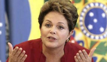 Foto Senat Makzulkan Presiden Brasil Karena Langgar UU APBN