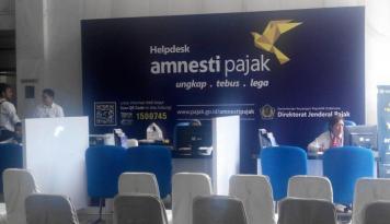 Foto Sri Mulyani: Prioritas Amnesti Pajak adalah Wajib Pajak Besar